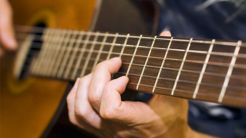 Practice-guitar